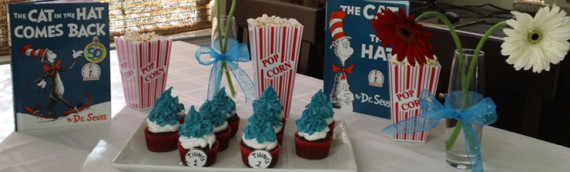 The Trouble With Pinterest (Thing 1 and Thing 2 Party)