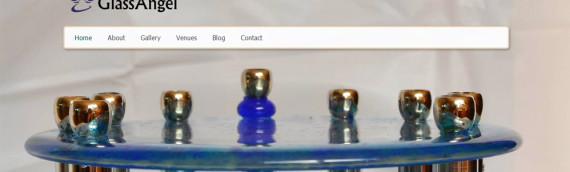 WordPress Website – GlassAngel