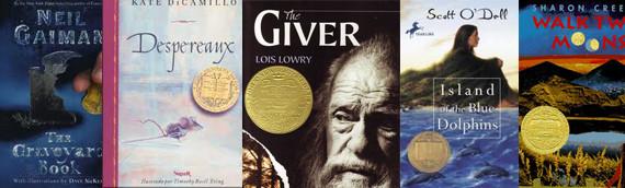 Newbery Award Reading Challenge