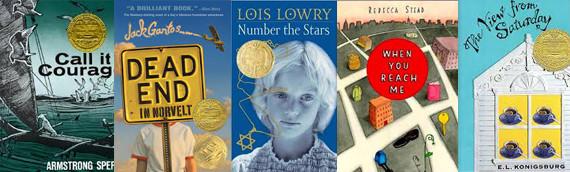 Newbery Book Challenge – February 2014