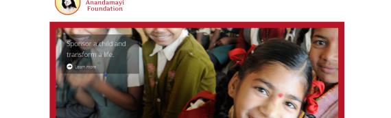 WordPress Website – Children of Ma Foundation