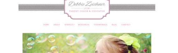 WordPress Website – Debbie Zeichner, LCSW